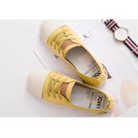 Buy cheap Spring Korean Canvas Sneakers Shoes for student , soft bottom bee shoes from wholesalers