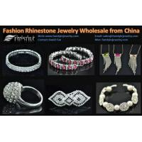 Buy cheap Fashion Crystal Jewelry Wholesale from China from wholesalers