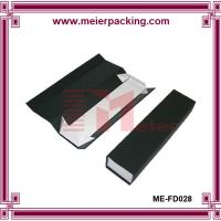 Buy cheap Folding paper box with magnet closure/Custom pen paper box ME-FD028 from wholesalers