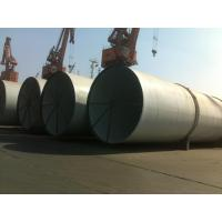 Buy cheap Large Diameter API 5L SSAW Steel Pipe / Spiral Steel Pipe For Oil pipeline GB 5310 3087 GB/T 8163 from wholesalers