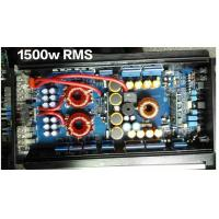 Buy cheap 1500W mono class D car amplifier from wholesalers