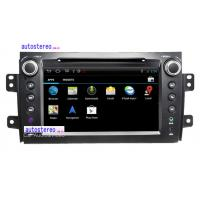 Buy cheap Android 4.0 Stereo for Suzuki SX4 Car DVD GPS Satnav Auto Radio Headunit 3G WiFi from wholesalers