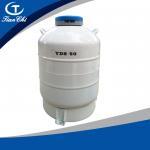 Buy cheap Tianchi Liquid nitrogen container YDS-50B-125 Liquid nitrogen tank 50BL125mm Cryogenic vessel 50L from wholesalers