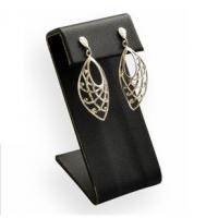Buy cheap 100% Drill Well Earring Display Stands Metal Inside For Jewelry Shop Window from wholesalers