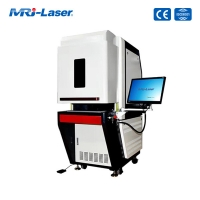 Buy cheap 3W UV Laser Marking Machine For Phone Pad Power Bank Superior Performance product