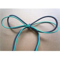 Buy cheap Apparel Accessories Stretchy Rope Drawstring Flat Cotton Braided Cord from wholesalers