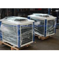 Buy cheap Commercial Scroll Air Cooled Condensing Unit Danfoss R404a / R22 from wholesalers
