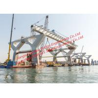 Buy cheap Box Prestressed Concrete Girder Bridge Pre-Engineered Iron Truss Constuction product