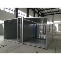 China Foldable Portable Emergency Family Shelters lutos house sandwich panels on sale