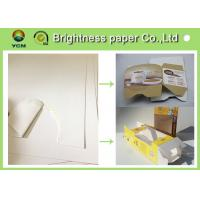 Buy cheap Recycled C1S Paper Folding Board Fbb Paperboard 250gsm Anti - Curl from wholesalers