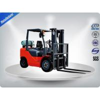 Buy cheap 1.5-3.5 Ton Electric Stacker Truck , Explosion - Proof Heavy Duty Forklifts from wholesalers