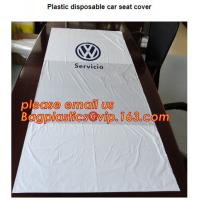Buy cheap Disposable seat cover on a roll Wing cover Dust broom Universal front cover Wheel screw bag Screw bag including drawstri from wholesalers