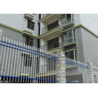 Buy cheap Balcony Guardrail Zinc Steel Fence 159DPN Hardness High Strength from wholesalers