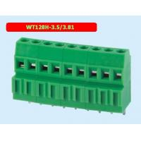 Buy cheap Professional Terminal Strip Connector 3.5 / 3.81mm Pitch Connector from wholesalers