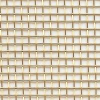 Buy cheap The most popular  brass wire mesh from wholesalers