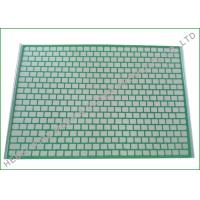 Buy cheap Flat Durable Mongoose Shale Shaker Screen Extra Fine Wire Cloth For FLC2000 Shaker from wholesalers
