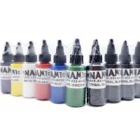 Buy cheap Dynamic Eternal Tattoo Ink 30ml/ 1oz / Bottle With 7 Color Options from wholesalers