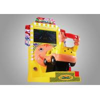 Buy cheap Go Kart Plastic Material Coin Operated Kiddie Rides English Version For Entertainment Center from wholesalers