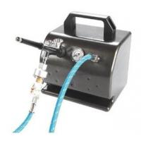 Buy cheap Thermally Protected Mini Air Compressor TC-50K For Cosmetics And Airbrush Nail product