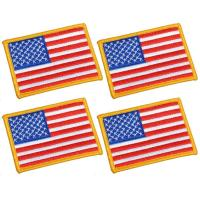 Buy cheap Unisex US American Flag Velcro Patch / Military Punisher Tactical Patch from wholesalers