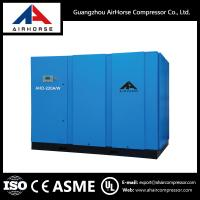 Buy cheap Hot selling stationary direct driven screw air compressor machine 150kw with CE mark product