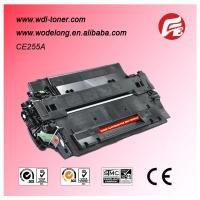 Buy cheap compatible laser toner cartridge ce255a for HP P3015 from wholesalers