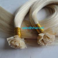 Buy cheap Flat Tip Fusion Hair Extensions from wholesalers