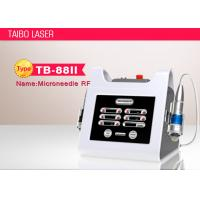 Buy cheap Fractional RF Microneedle Machine , Radio Frequency Machine For Skin Tighten from wholesalers