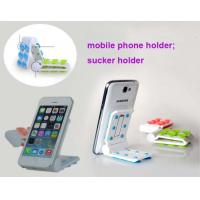 Buy cheap Cell phone holder with suction cup,car mobile holder, sucker holder product