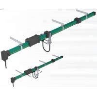 Buy cheap Crane Power Supply Bus Bar Systems PVC Housing 3P Center Joiner 4 Pole Clamps from wholesalers