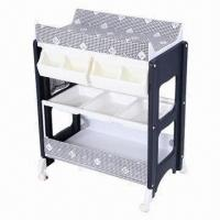 Buy cheap Baby Change/Bath with Ample Storage Space (3-floor), 4 Different Designs Available from wholesalers