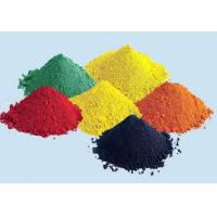 Buy cheap Iron Oixde red/ yellow/ green/blue/black from wholesalers