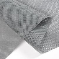 Buy cheap 1500D*1500D, 14*14 PVC Coated Polyester Mesh for fence windscreen from wholesalers