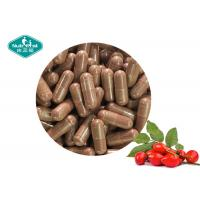 Buy cheap Rose Hips 500mg Capsules / Tablets Helps Anti-inflammatory and Immune System product