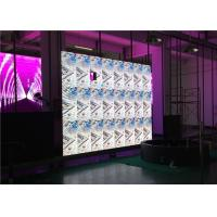 Buy cheap 4mm Indoor LED Advertising Screen HD LED Video Wall Display Sign For Restaurants from wholesalers