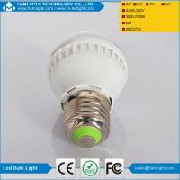 Buy cheap Competitive super bright E27 3W AC85-265V Conductive Plastic LED bulb from wholesalers