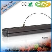 Buy cheap LED aquarium light waterproof coral growth light fish tank light aquarium lighting from wholesalers