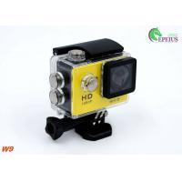 "2.0"" Display 4k Ultra Hd Sports Camera, 12MP 30M Origial EKEN Action Camera"