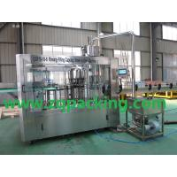 Buy cheap Alkaline / Mineral Water Filling Bottling machines (CGF32-32-10) from wholesalers
