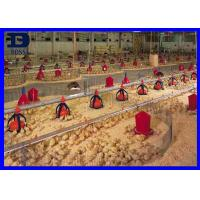 Buy cheap Q345 Steel Structural Hen House Building / Commercial Chicken Houses from wholesalers