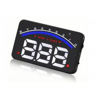 Buy cheap Light Sensor Vehicle Heads Up Display M6 12Vdc / 400mA Buzzer Mark For Alarm from wholesalers