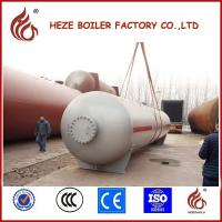 Buy cheap Sales Service Provided and New Condition 10MT 25M3 LPG Storage Tank from wholesalers