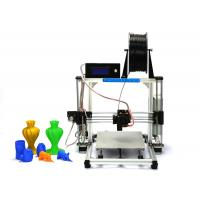 High Resolution Mini PLA & ABS Filament DIY 3D Printers Large 3D Printing Machine