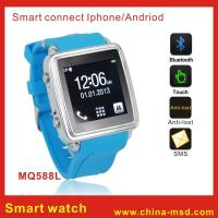 China Touch Screen Smart Bluetooth Watch Android Phone with Sync Phone Call on sale
