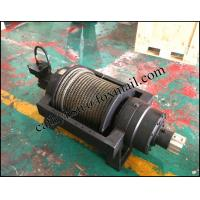 Buy cheap hot sell recovery hydraulic winch for 4x4 off road/ truck /trailer / wrecker from wholesalers
