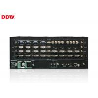 Buy cheap Multi display HDMI Video Wall Controller aluminum brushed frame 1080P resolution DDW-VPH1212 from wholesalers