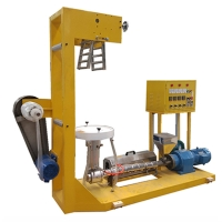 Buy cheap Mini Easy Film Blowing 2.2kw Plastic Extruder Machine from wholesalers