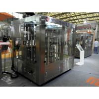 Buy cheap Carbonated Drink Brewery Bottling Equipment Monoblock  Machine 1000Bph - 2000Bph from wholesalers