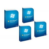 Buy cheap PC Windows 7 Pro Retail Box Microsoft Windows 7 Professional Full Version from wholesalers