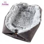 Buy cheap Mechanical Wash Plush linen Memory Foam Pet Bed Mat from wholesalers